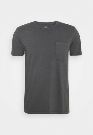 WILLIAMS - Basic T-shirt - grey