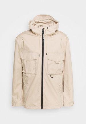 LIGHTWEIGHT - Summer jacket - beige