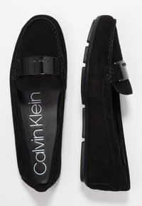 Calvin Klein - LASSEY - Mocassins - black - 3