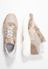 Steven New York - KATRIE - Trainers - silver - 3