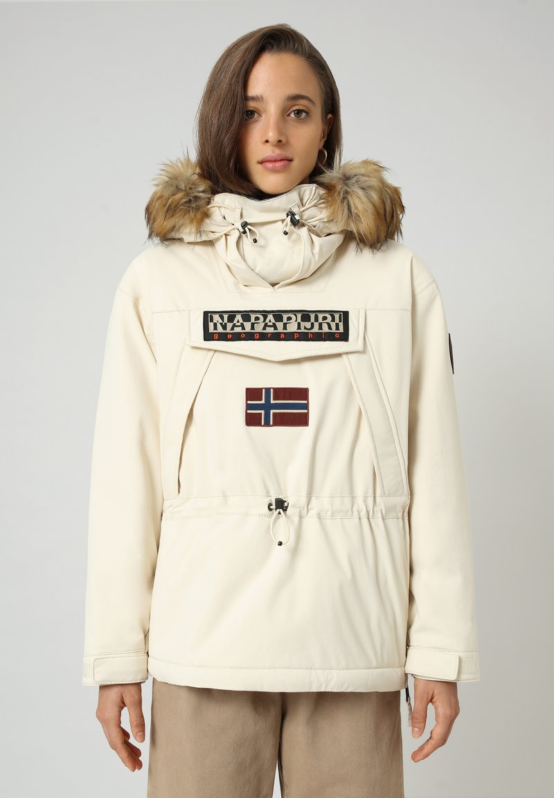 Napapijri - SKIDOO - Winter jacket - WHITECAP GRAY