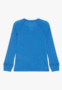 ODLO - CREW NECK WARM TREND  - Långärmad tröja - directoire blue - 1