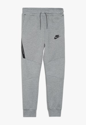 Jogginghose - grey heather/black