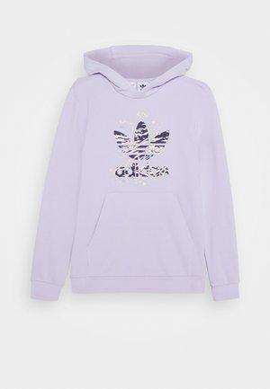 HOODIE - Mikina skapucí - purple tint