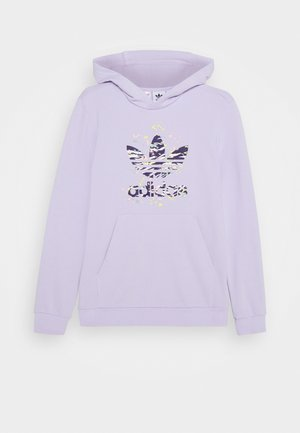 HOODIE - Sweat à capuche - purple tint