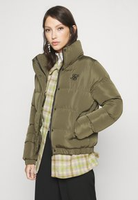 SIKSILK - Winter jacket - khaki - 0