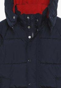 GAP - BOY WARMEST - Winter jacket - tapestry navy - 5