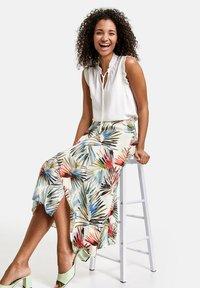 Taifun - A-line skirt - multi-coloured - 3