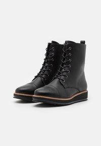 Anna Field - Platform ankle boots - black - 2