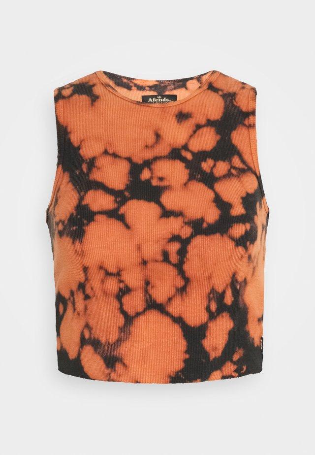 DALSTON - Top - orange