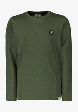 GARCIA LONGSLEEVE - Langærmede T-shirts - pine