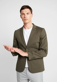 Casual Friday - Suit jacket - forest night green - 2