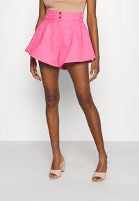River Island - Shorts - pink bright - 0