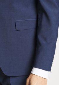 Esprit Collection - TROPICAL SUIT - Suit - blue - 5