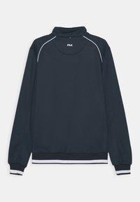 Fila - JACKET BEN BOYS - Training jacket - peacoat blue - 1