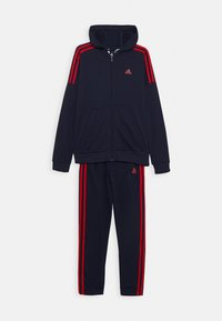 adidas Performance - Tracksuit - legend ink/scarlet - 0