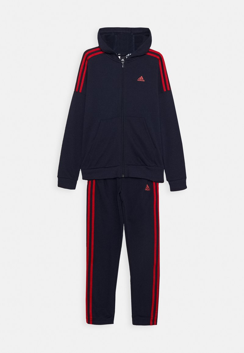 adidas Performance - Tracksuit - legend ink/scarlet