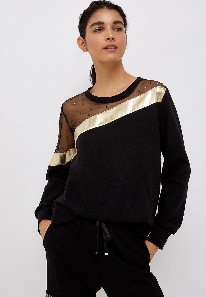 Liu Jo Jeans - Sweatshirt - black