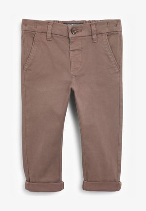 STRETCH - Chinos - taupe