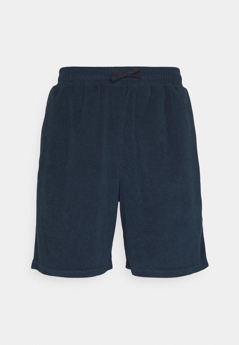 REVOLUTION - TERRY  - Shorts - navy