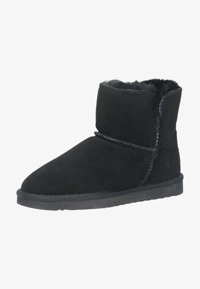 Boots à talons - schwarz 1