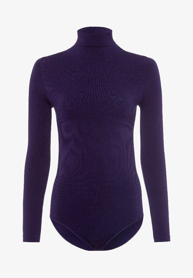 FALKE Rich Cotton Body  - Body - blue