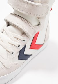 Hummel - SLIMMER STADIL - Sneakers hoog - white - 2