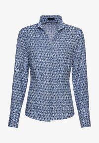 van Laack - M-ALISE - Button-down blouse - blue - 0