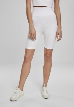 2 PACK - Shorts - black/white