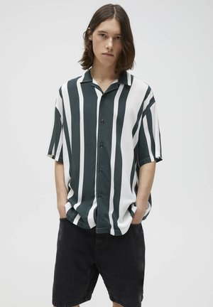 Skjorta - dark green