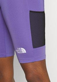 The North Face - TIGHT - Short - pop purple - 3