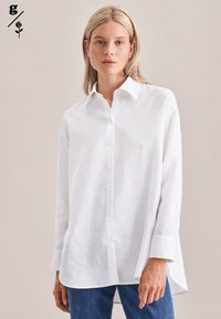 Seidensticker - Button-down blouse - weiss - 0