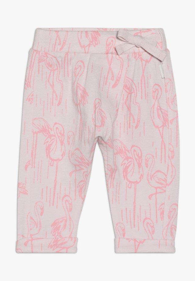 REGULAR FIT PANTS CHATHAM  - Stoffhose - cradel pink