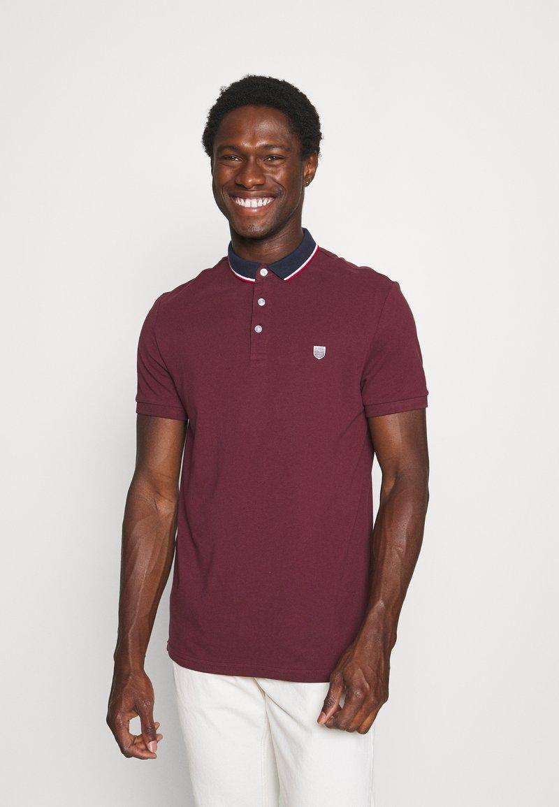 Pier One - Poloshirt -  bordeaux
