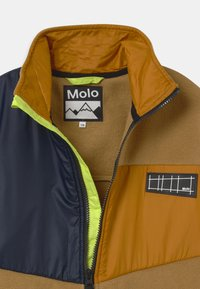 Molo - URBAIN - Fleecová bunda - beige - 2