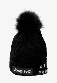 Desigual - Mütze - black - 0