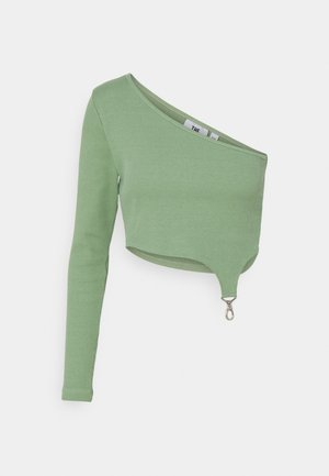 JOURNEY - Long sleeved top - green
