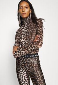 Cras - KOBY - Long sleeved top - leo tanned - 3