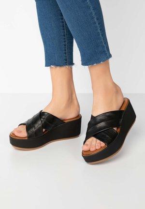 Sandaler - black blk