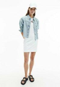 Calvin Klein Jeans - Button-down blouse - denim light - 1