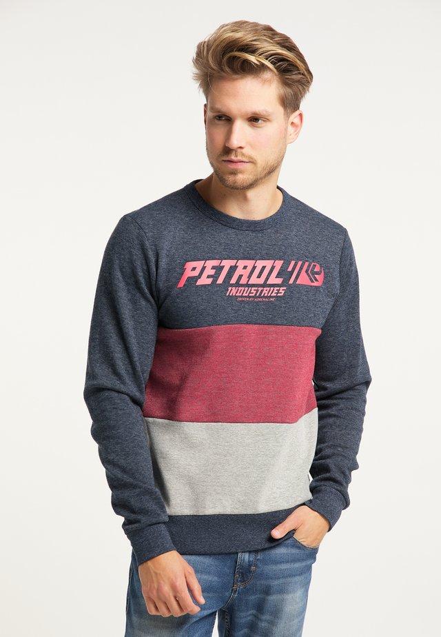 Sweatshirt - deep navy