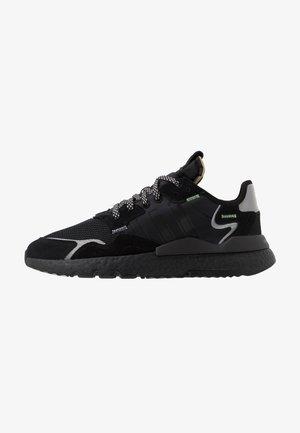 NITE JOGGER - Sneakers - core black