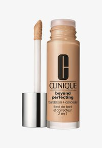 Clinique - BEYOND PERFECTING FOUNDATION + CONCEALER 30ML - Foundation - 6 ivory - 0