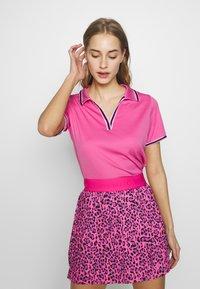 Cross Sportswear - NOSTALGIA - T-shirt z nadrukiem - heather - 0