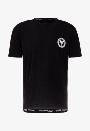 UNISEX - Print T-shirt - schwarz