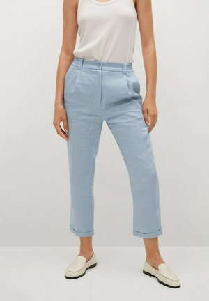 Trousers - bleu ciel