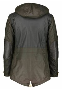 Barbour - GAME WAXED - Parka - oliv - 4