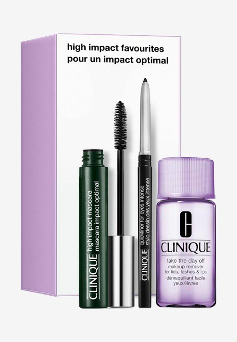Clinique - HIGH IMPACT FAVOURITES - Makeup set - -