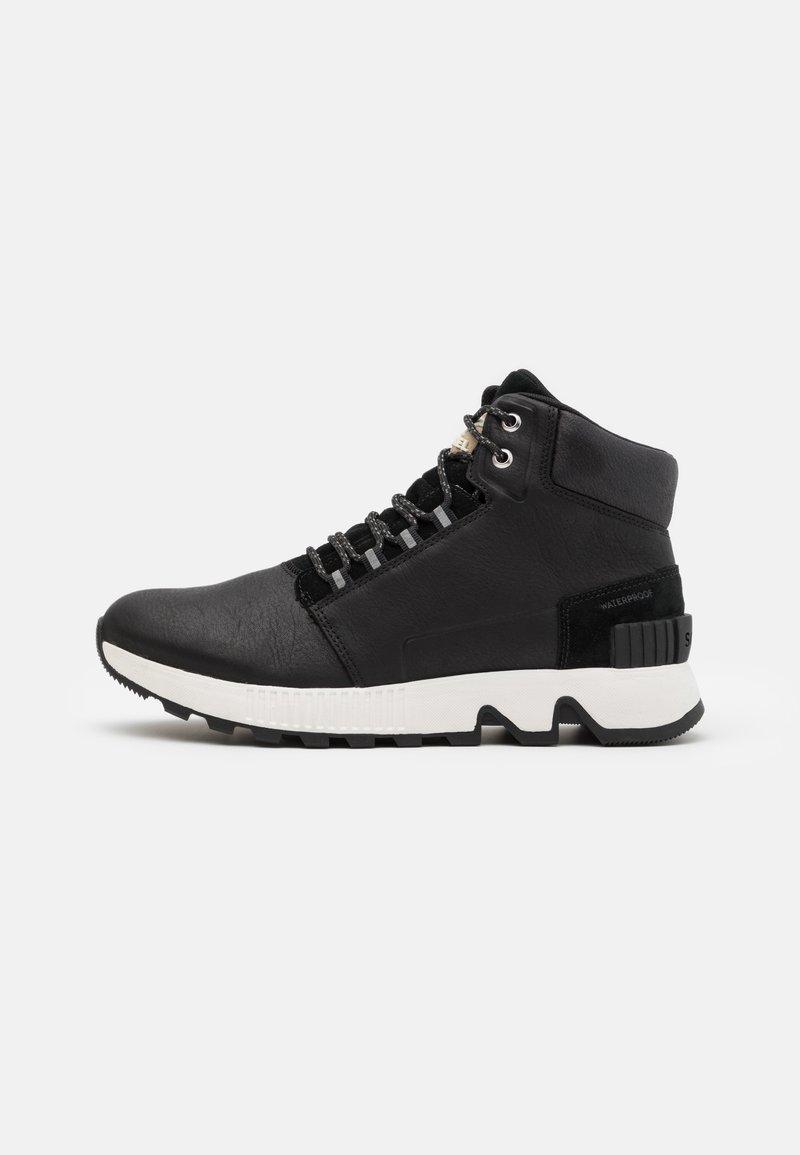 Sorel - HILL MID WP - Zapatillas altas - black