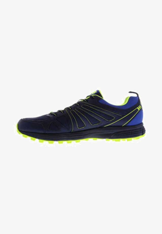 Trail running shoes - blue